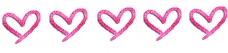 _ Corações