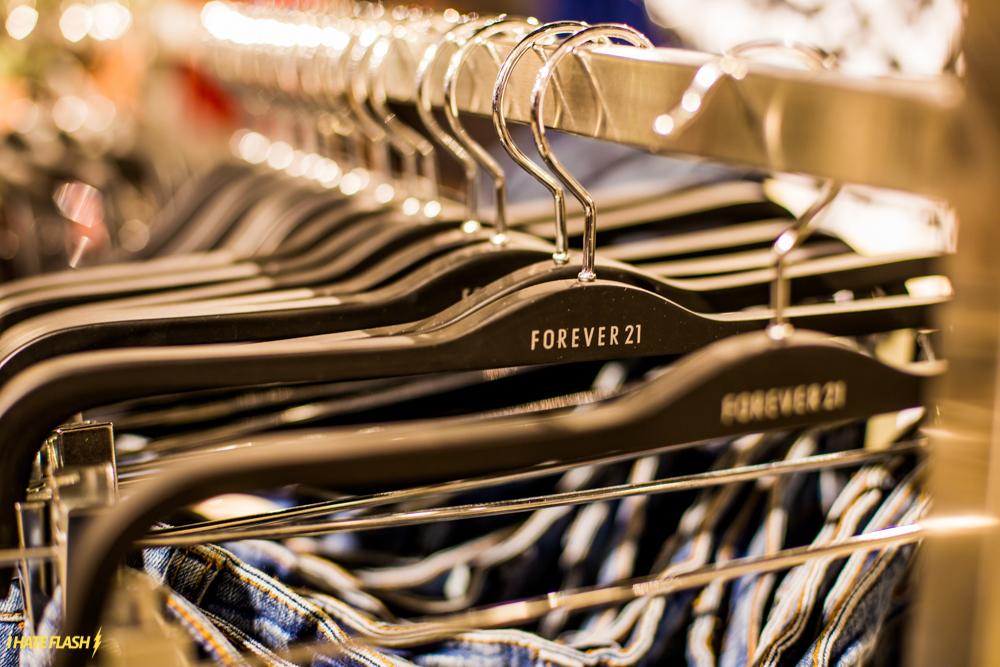 Pré-inauguração Forever 21-23