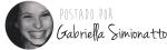 Postado por Gabriella
